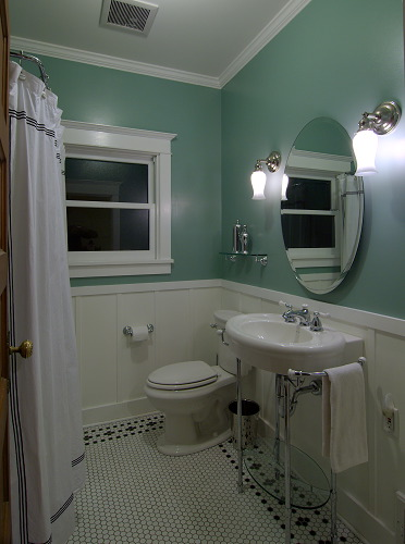Finished Bathrooms