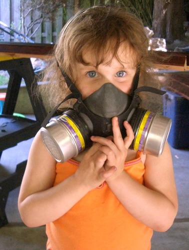Chloe respirator